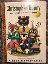 LGB - Christopher Bunny, Richard Scarry, Golden Story Book, 1949