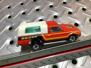 1979 Hotwheels Dodge Truck W/Raised Rear