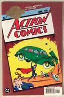 Millennium editions Action comics #1 (DC 2000) first print VF/NM condition