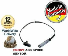 FOR BMW 7 SERIES E38 1994-9/1998 NEW FRONT ABS SPEED SENSOR 3452 182076