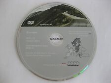 Audi A3 A4 A6 RNS-E navigation Plus navi DVD 2011 West