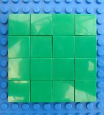 Lego Green Floor Tiles boards city town smooth grass forest trees endor 2x2