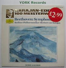 DG 2543 030 - BEETHOVEN - Symphony No 9 KARAJAN Berlin PO - Ex Con LP Record