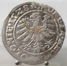 Polen, 1 Groschen 1528, Krakau, Sigsismund I., Silber