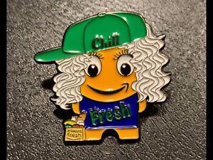 Amazon Fresh Peccy pin.. rare. Limited addition!