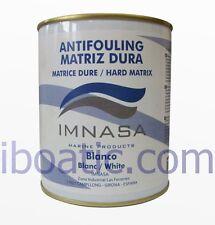 Antifouling à matrice dure blanc, le pot de 2.5L IMNASA 18250227