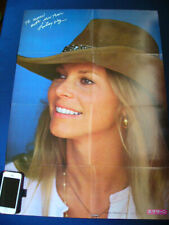 1978 Lindsay Wagner THE BIONIC WOMAN Japan VINTAGE POSTER VERY RARE
