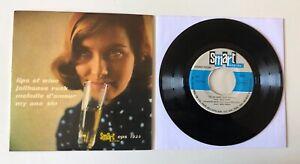 "EP 7"" SMART RECORDS ITALY 60's EPS 1025 LIPS OF WINE MICHAEL STEWART QUARTET"