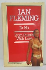Ian Fleming - Dr. No & From Russia with Love - 1984 Chancellor Press