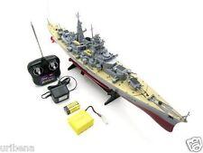 """German Bismarck Military Battleship 1/360 RC 28"""" Warship Radio Control HT-3827"""