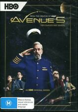 Avenue 5 The Complete First Season One 1 DVD Region 4
