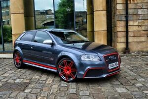 RS3 Style Bodykit for the Audi A3 2010-2012. RS3 Conversion