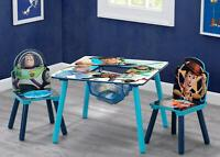 *NEW* Disney Toy Story 4 Kids DELUXE QUALITY Table and Chair Set with Storage