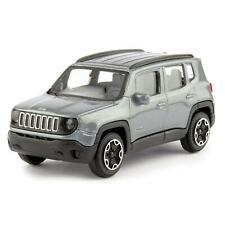 Jeep Renegade grey - Bburago 1:43 Scale Diecast Toy Car