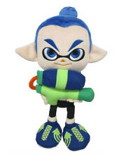 """Genuine Little Buddy Splatoon 1468 10"""" Male Inkling Stuffed Plush Doll Toy"""