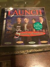 LAUNCH No 4 The Bi-Monthly Entertainment CD-ROM 1995 Music Movies Games