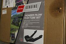Honda Genuine Accessories Pioneer Plow Push Tube Set NEW!!