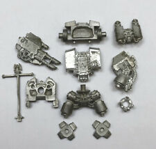 Warhammer 40k 3rd Edition Space Marines Dreadnought Metal OOP Dark Angels