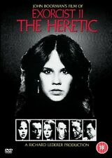 EXORCIST 2 - The Heretic Horror Richard Burton, Ned Beatty, Linda Blair New DVD