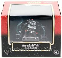 NEW Disney Star Wars Weekends Tow Mater as Darth Vader Death Star Toy Pixar Cars