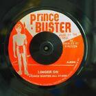 """NEW 7"""" Prince Buster - Linger On  /  Prince Buster - Enjoy Yourself"""