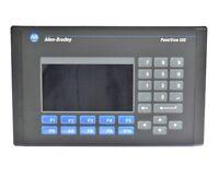 Allen Bradley 2711-K5A5L1 /H PanelView 550 Rev. B Frn 4.41