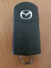 MAZDA 4 BUTTON REMOTE KEY FOB IN WORKING ORDER. MITSUBISHI (REF 403/10)