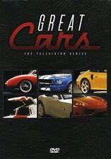 Cars DVD: 1 (US, Canada...) Documentary DVD & Blu-ray Movies