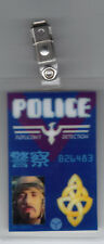 Blade Runner ID Badge-Police Replicant Detectition Gaff costume cosplay