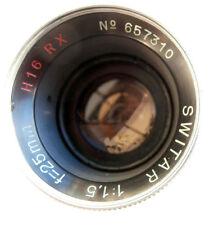 C Mount Camera Lenses 25mm Focal