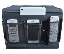 Arm Chair Armrest Couch Pocket Organizer Remote Control Caddy Holder Storage Set