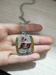 2020 Tampa Bay Buccaneers #2 Necklace Championship Inspired