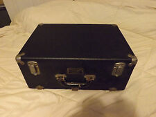bell laboratory travel case lecture aid number 197 serial number 56 art case box
