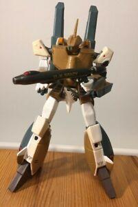 RARE Robotech Battlecry Super VF1A VF-1A Toynami 2002 Veritech poseable figure