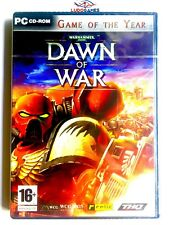 Warhammer 40.000 Dawn Of War PC Nuevo Precintado Videogame Sealed Videojuego SPA