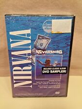 "Nirvana ""Nevermind"" DVD (new)"