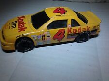 1992 ROAD CHAMPS  # 4 ERNIE IRVAN KODAK 1:43 Race Car