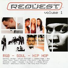 REQUEST VOLUME ONE BRAND NEW RNB CD FEAT PONY, JAGGED EDGE, DESTINY'S CHILD!