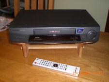 Panasonic NV-FJ 610 VHS Videorecorder 6 Kopf , Spitzengeraet mit Fernbedienung