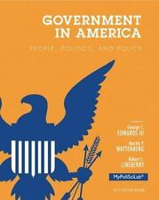 Government in America: People, Politics, and Policy, 2012 Election Edition (16th