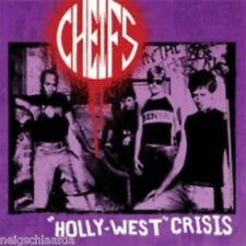 CHEIFS – HOLLY-WEST CRISIS LP black flag social distortion circle jerks punk