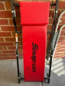 Snap On Garage Creeper Red