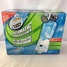 Scrubbing Bubbles Automatic Shower Cleaner with 2 1L 34 oz Refill Bottles NIB