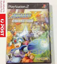 *RARE* New Factory Sealed - Megaman X Collection (7 in 1) Sony PS2 -  Aus seller