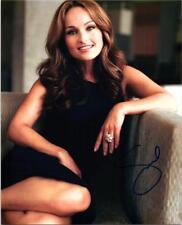 Giada De Laurentiis signed 8x10 autographed Photo + COA