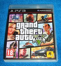 Sony PlayStation 3 Game - Grand Theft Auto V Five