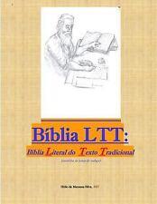 Biblia LTT: Biblia Literal Do Texto Tradicional (sem As Notas de Rodape) by...