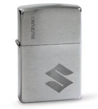 New - Suzuki Genuine Casual Accessory - Zippo Cigarette Lighter - 990F0-MZIP1-00
