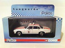 Vanguards Limited Edition 1/43 Jaguar XJ6 Dunbartonshire Constabulary VA08607