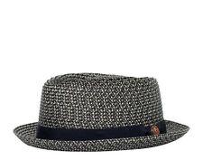 Goorin Bros Low Country Fedora Navy/Black Men's Hat 100-0467-NVY
